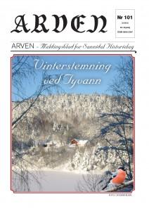ARVEN_101 Forsiden