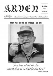 ARVEN_104 forsiden