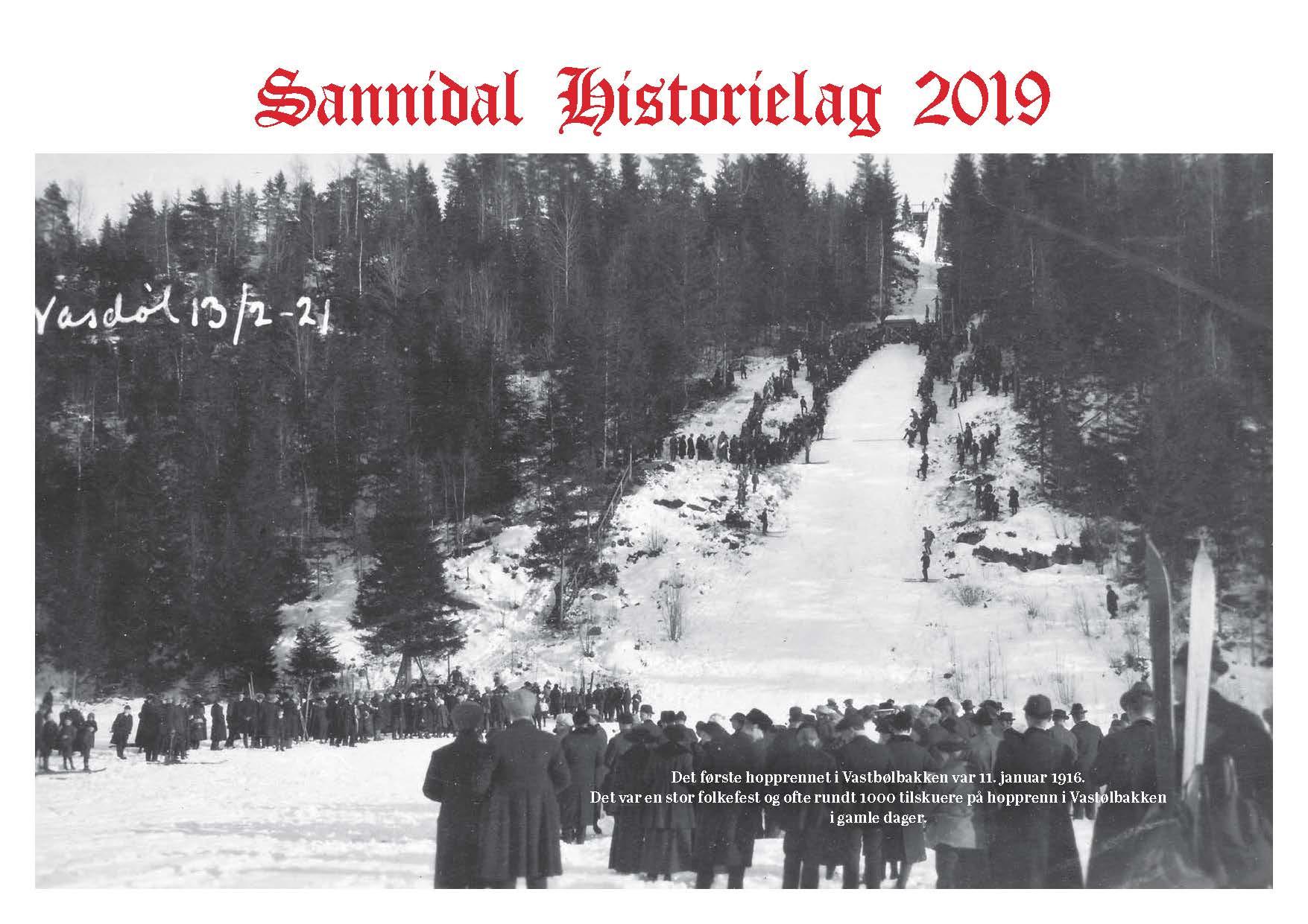 Års kalender 2019