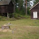 Dugnad på bygdetunet 21 og 22.8.2009
