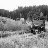 Tømmerkjøring