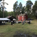 75 års jubileum / grautfest på Sannidal bygdetun 20 august 201