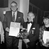 Ingar Bernt Knutsen (ukjent anledning 1986)