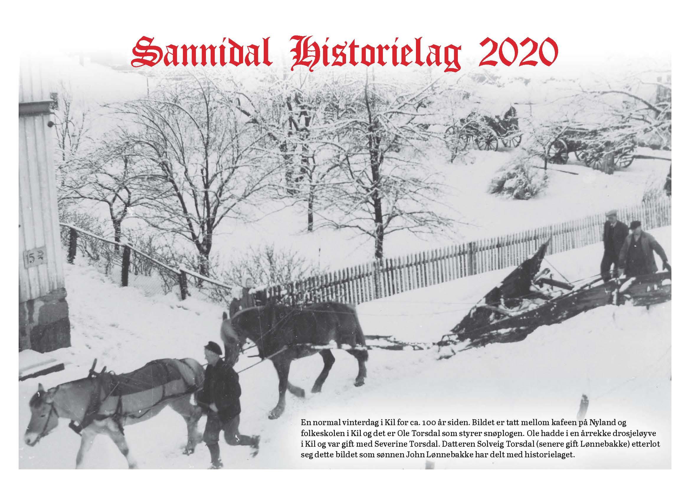 Års kalender for 2020