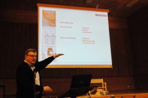 Seniorforsker Niels Bonde kåserer om dendrokronologi